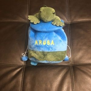 Toddler Frog Backpack